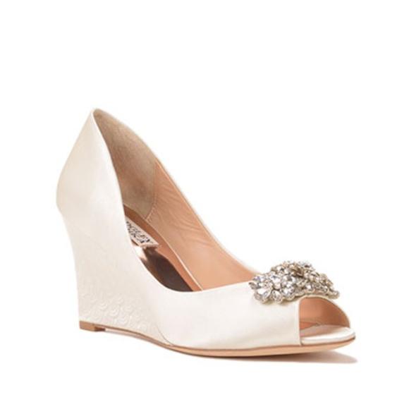 Badgley Mischka Shoes   Dara Wide Width